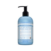 ORGANIC SUGAR SOAP BABY UNSCENTED CASTILE 355ml DR.BRONNER'S Βρεφικά Καλλυντικά