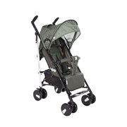 ΚΑΡΟΤΣΙ PUSHCHAIR 6M+ QUINCY GREEN KIKKA BOO Προϊόντα